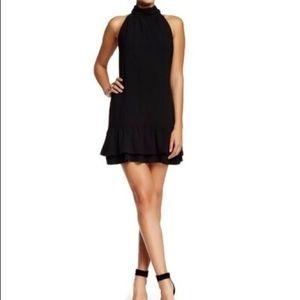 Trina Turk Dress Alecia Size 0 Flounce Ruffle